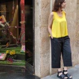verano 2021 tienda online guadalupe loves curling pantalón culotte negro modelo.jpg